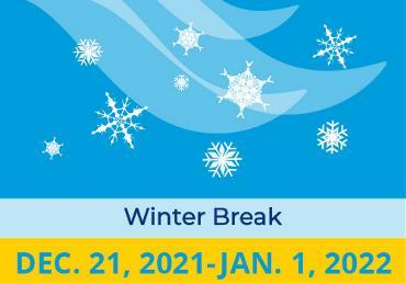 Winter Break 2021 Image