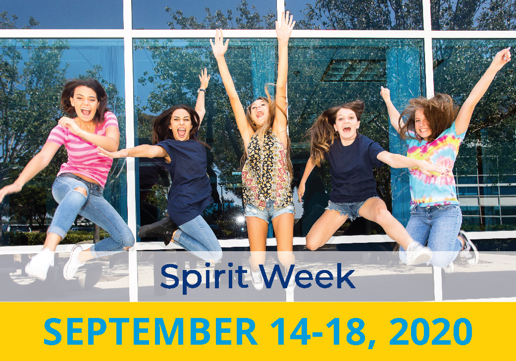 Spirit Week 2020